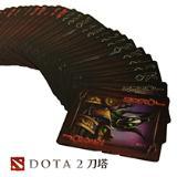 DOTA2主题扑克牌