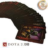 DAC-DOTA2主题扑克牌