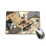 CS:GO-沙漠地图鼠标垫